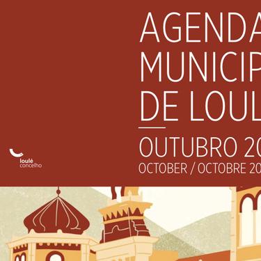 A Agenda Municipal de Loulé para Outubro