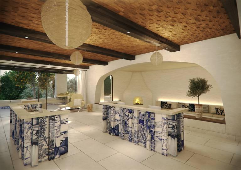 Lobby Viceroy Hotel & Residences