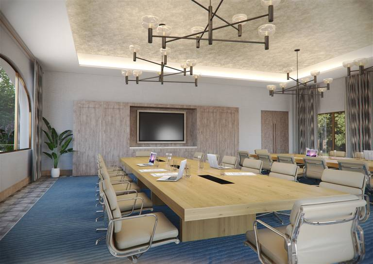 Viceroy Hotel & Residences Meeting Room