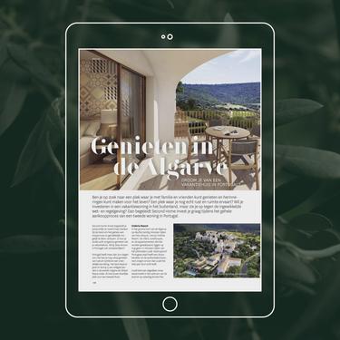 Ombria Resort em destaque na Villa d'Arte