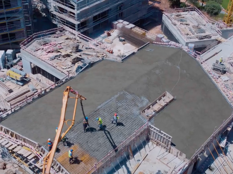Construction Update June 2021