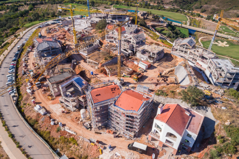 Construction Update Outubro 2020