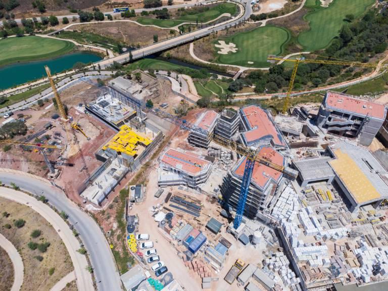 Construction Update июль 2021