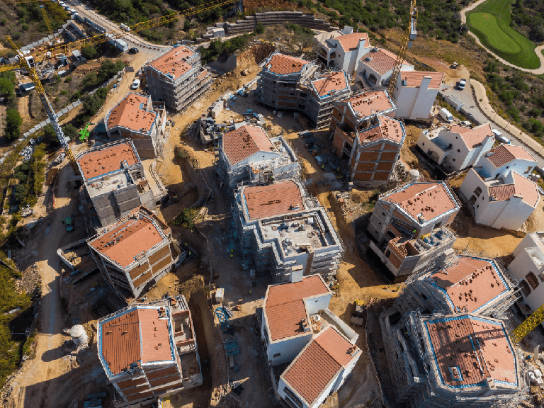 Construction Update Outubro 2021