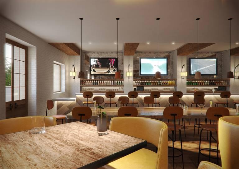 Sports Bar - Viceroy Hotel & Residences