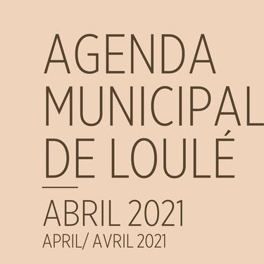 Agenda do Município de Loulé para Abril