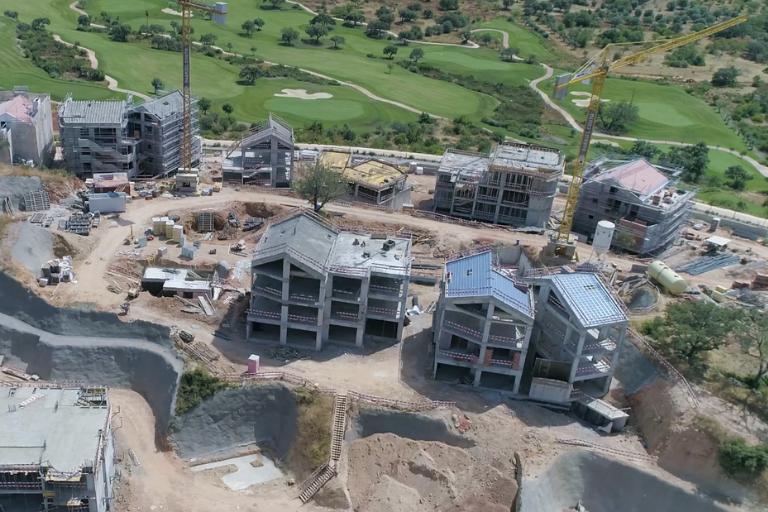 Construction Update июнь 2020