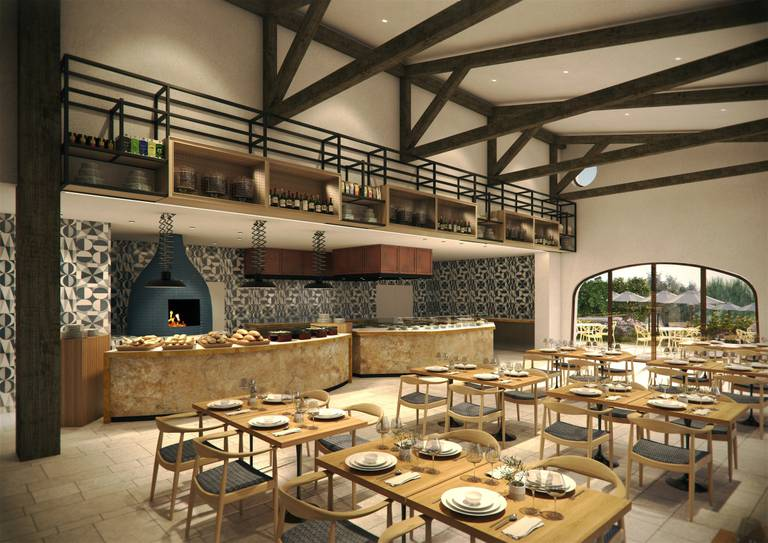 All-Day Dinning - Viceroy Hotel & Residences