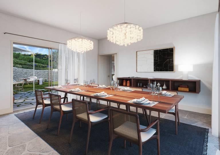 Alcedo Villa - Dining Room