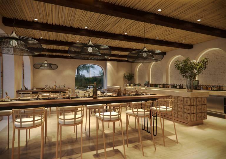 Scene Bar - Viceroy Hotel & Residences