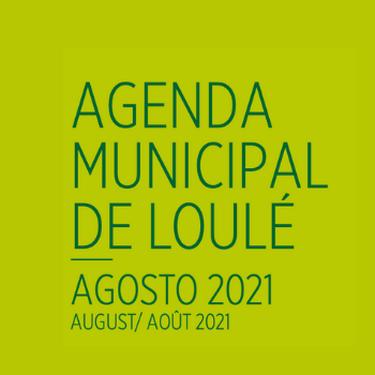Agenda do Município de Loulé para Agosto