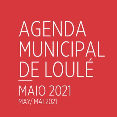 Agenda do Município de Loulé para Maio