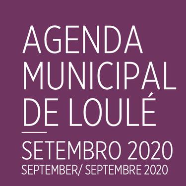 The Loulé Municipality Agenda for September