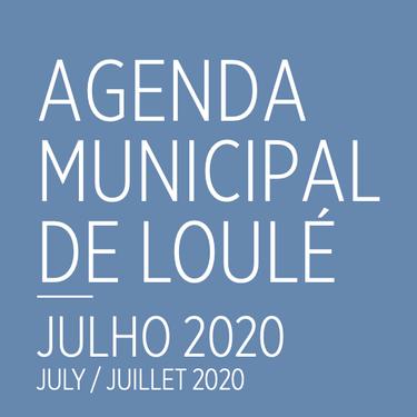 A Agenda Municipal de Loulé para Julho