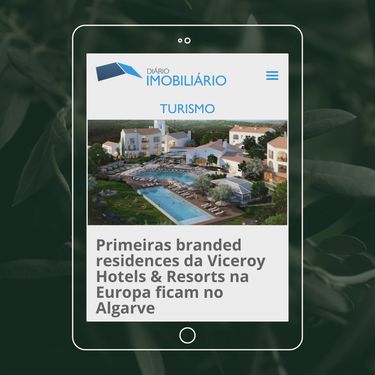 Ombria Resort em destaque no Diário Imobiliário