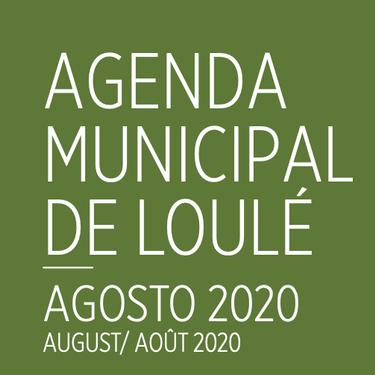 A Agenda Municipal de Loulé para Agosto