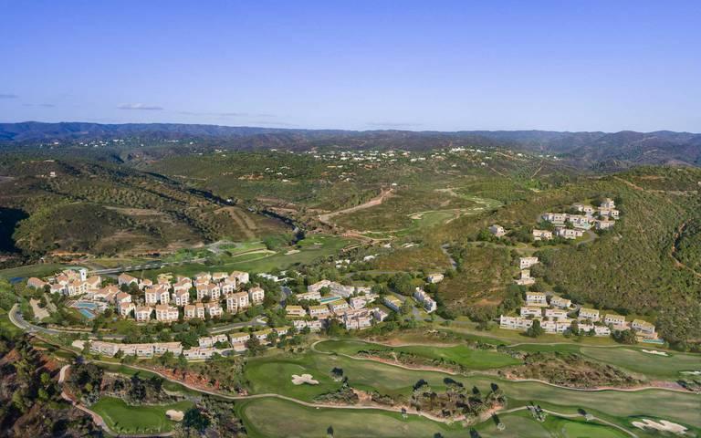 Vista Panorâmica Viceroy Hotel & Residences e Oriole Village