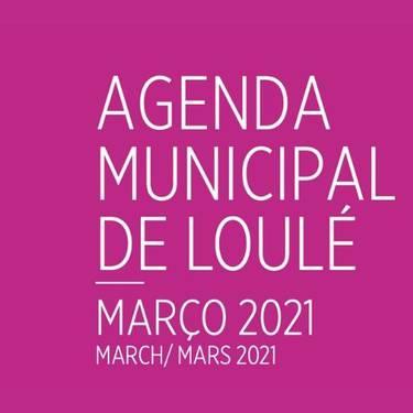 Agenda do Município de Loulé para Março