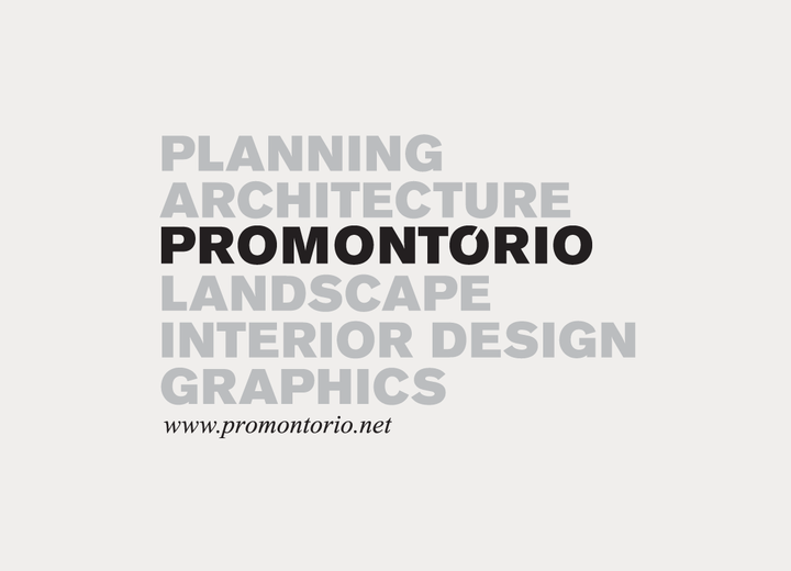 Planning Architecture Promontório Landscape Interior Design Graphics