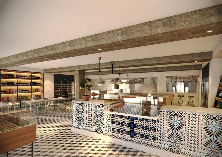 Bistro Viceroy Hotel & Residences