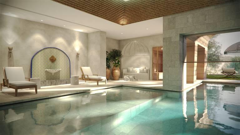 Spa no Viceroy Hotel & Residences