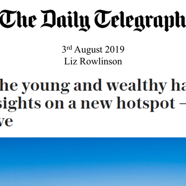 The Telegraph August 2019