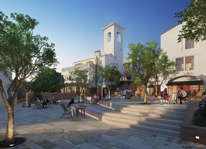 Ombria Central Square