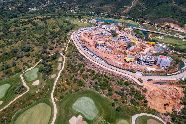 Construction Update Abril 2020