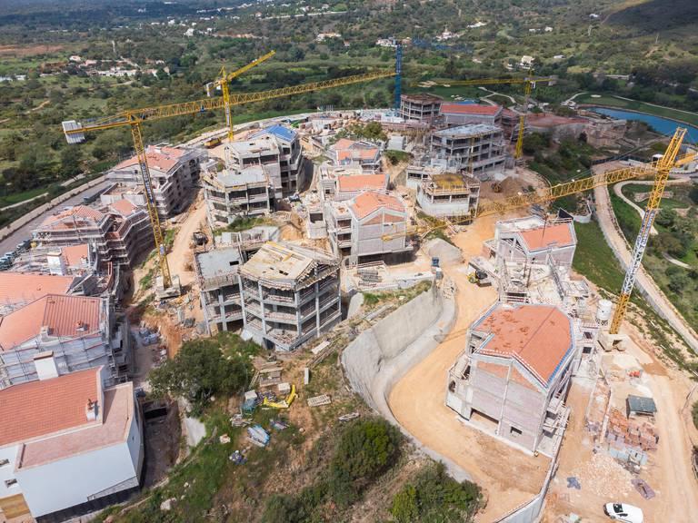 Construction Update April 2021