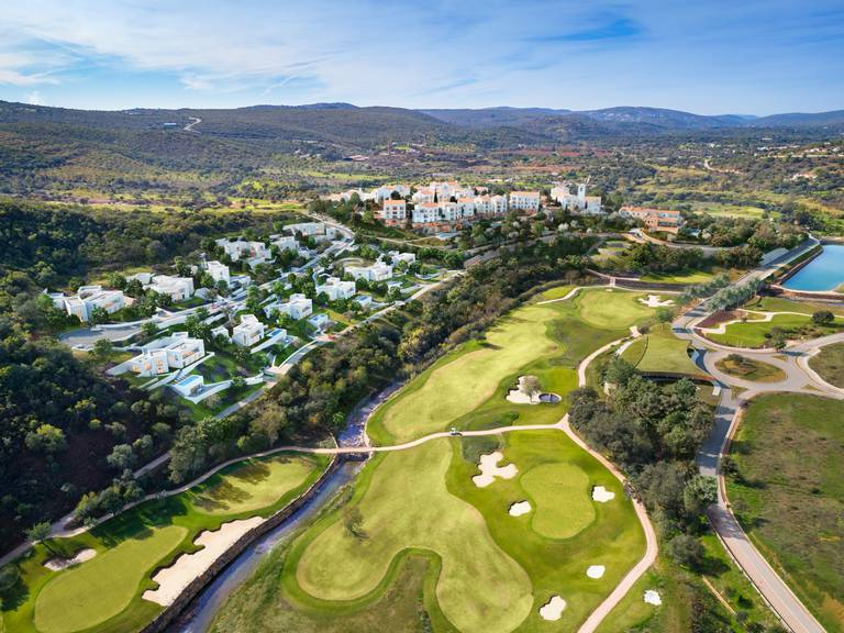 Vista Panorâmica Viceroy Hotel & Residences e Alcedo Villas