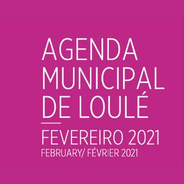Agenda de la ville de Loulé - Février 2021